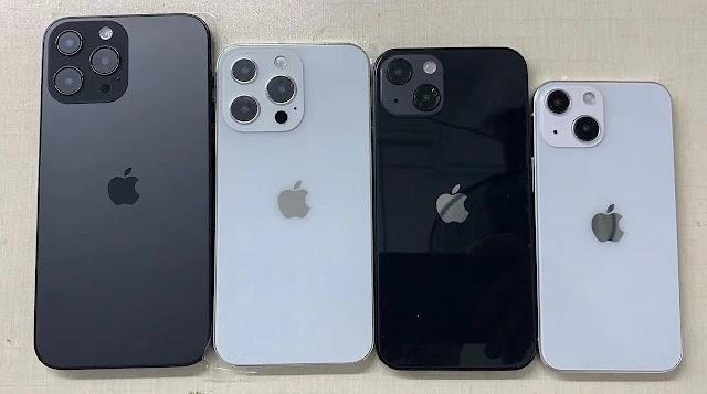 2021년 iPhone은 'Pro', 'Pro Max', 'Mini' 의 'iPhone 13'이 될 것입니다.