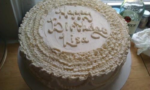 Lemon Wedding Cake Fold In Egg Whites
