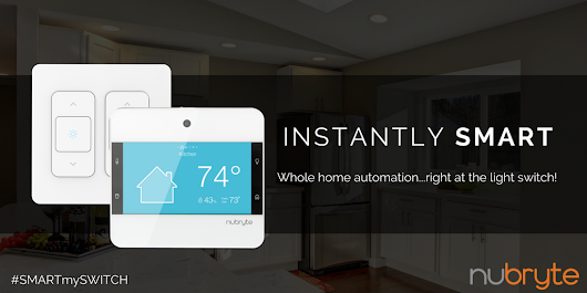 4 Reasons Why NuBryte Smart Home is Opening up the Middle Market | Smart Home Automation | NuBryte