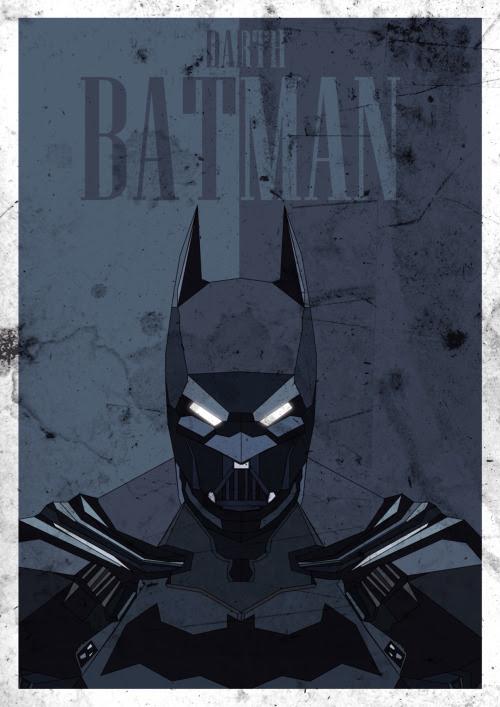 Darth Batman byRandy Sombowadile