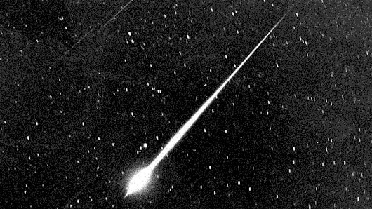 Watch The Leonid Meteor Shower This Weekend