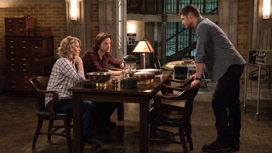Collins' Crypt: SUPERNATURAL Finally Stuck With A Big Change