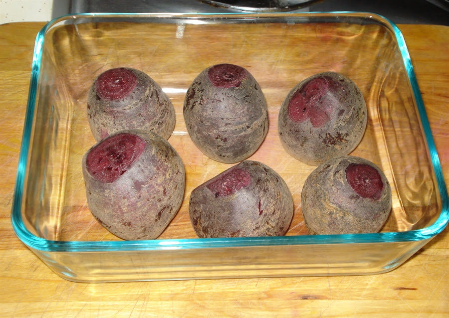 14 Baking the Beets