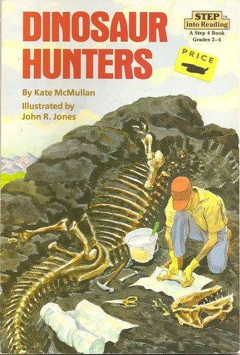 Dinosaur Hunters Front Cover