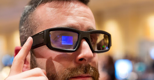 These AR glasses solve some of Google Glass's biggest problems