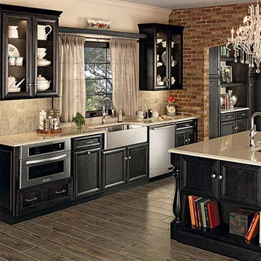 Merillat Kitchen Cabinets By Masco Corporation Designbiz Com Cabinetry