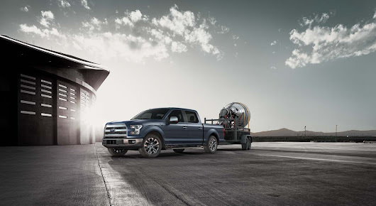 Get Excited for the 2015 Ford F150 - I-5 Cars News