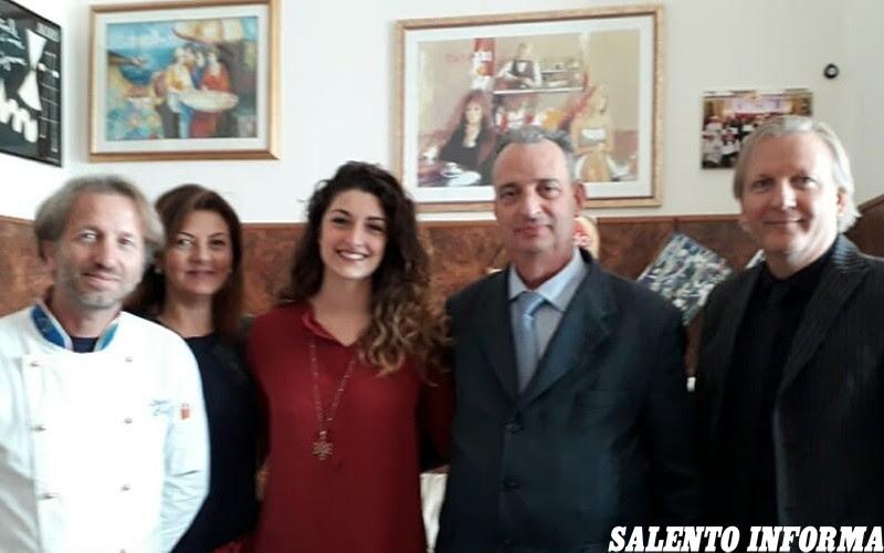 La Giovane Vegliese Paola Alemanno Sara Chef Dell Ambasciata