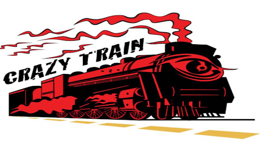 Crazy Train Express: Next Stop Crazy Town.