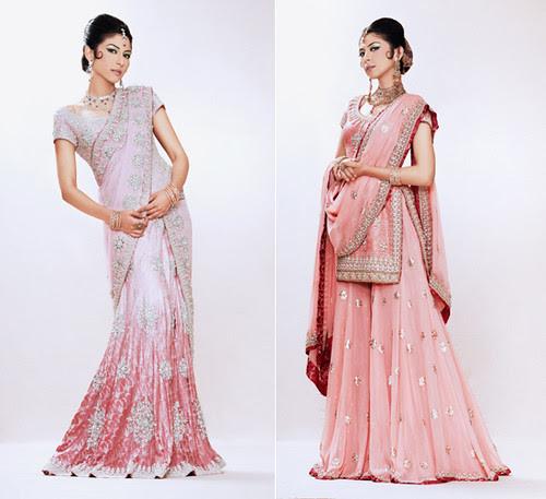 india-style wedding dress
