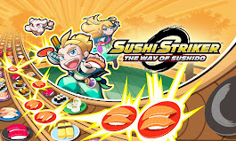 Video: Japanese Sushi Striker Commercial | My Nintendo News