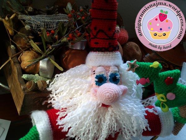 santa claus crochet doll ganchillo najma-03