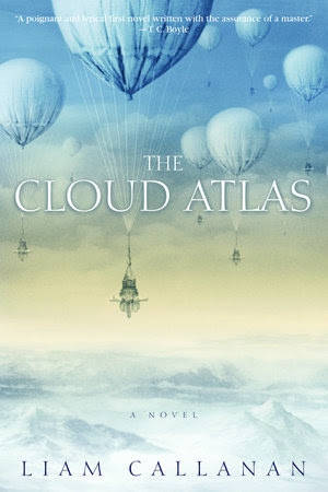 The Cloud Atlas Book Cover Picture