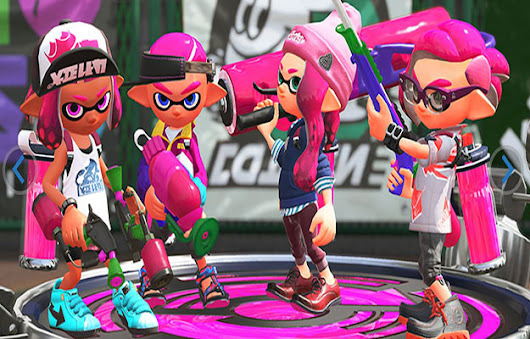 Splatoon 2 Global Testfire Kicks Off This Weekend For Nintendo Switch