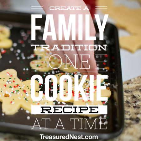 The Cookie Swap - Create a Family Tradition