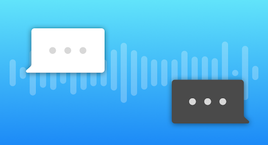 Conversations with a digital assistant — a voice UI case study