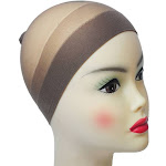 WIG STOCKING CAP DK BROWN - 104307 - Brown - OSFM
