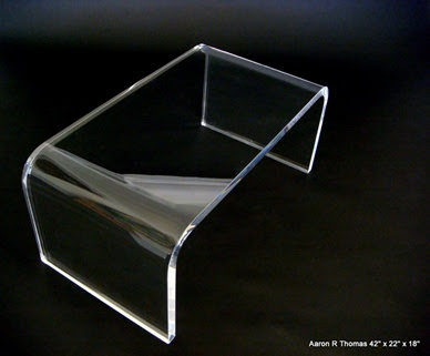 10 Things That Make Me Hy Lucite Coffee Table