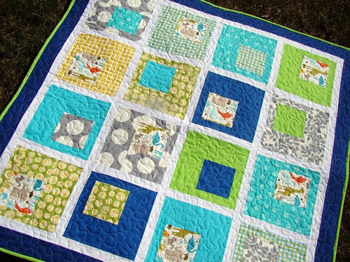 baby blocks quilt