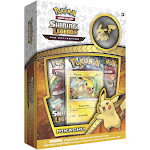 Pokemon TCG Pikachu Shining Legends Pin Collection