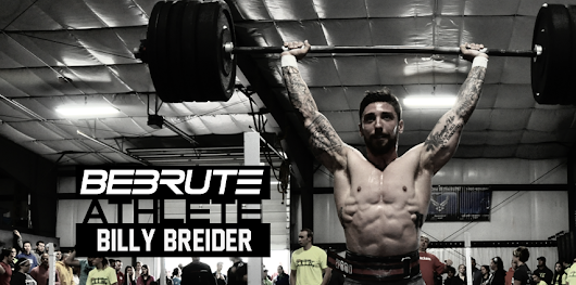 Welcome Billy Breider to the BEBRUTE Team | Brute Strength Equipment