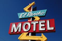 20090404 El Rancho Motel