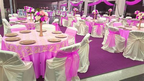 Quinceañera Venue at the Tucson Expo Center in Arizona
