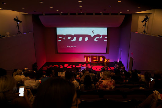 TEDxSavannah brings empowering local speakers together – District