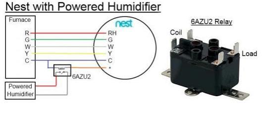 Google Nest Thermostat Wiring Diagram Wiring Diagram