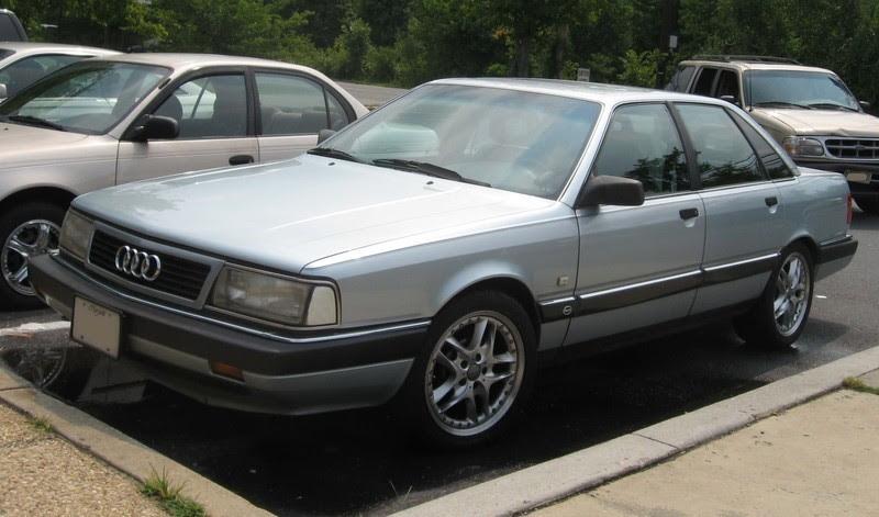Audi 200 Turbo Quattro 1985