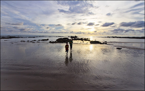 Khao Lak - Nangthong Beach Sunset