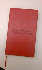 Nice giveaway, Politico