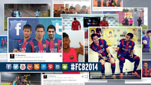 FC Barcelona's road to the top of social media | Howard Consultants