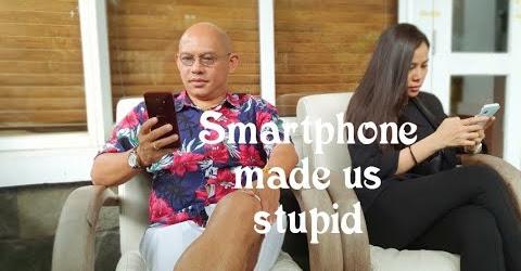 Color Man 88: Bạn là con nghiện smartphone đến mức nào???