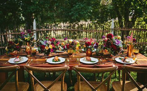 Summer Harvest Wedding Inspiration   Whimsy Design Studio