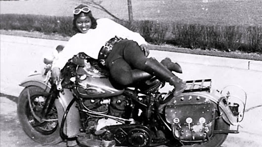 The Black Woman Who Biked Across the US Alone During the 1930s Jim Crow Era