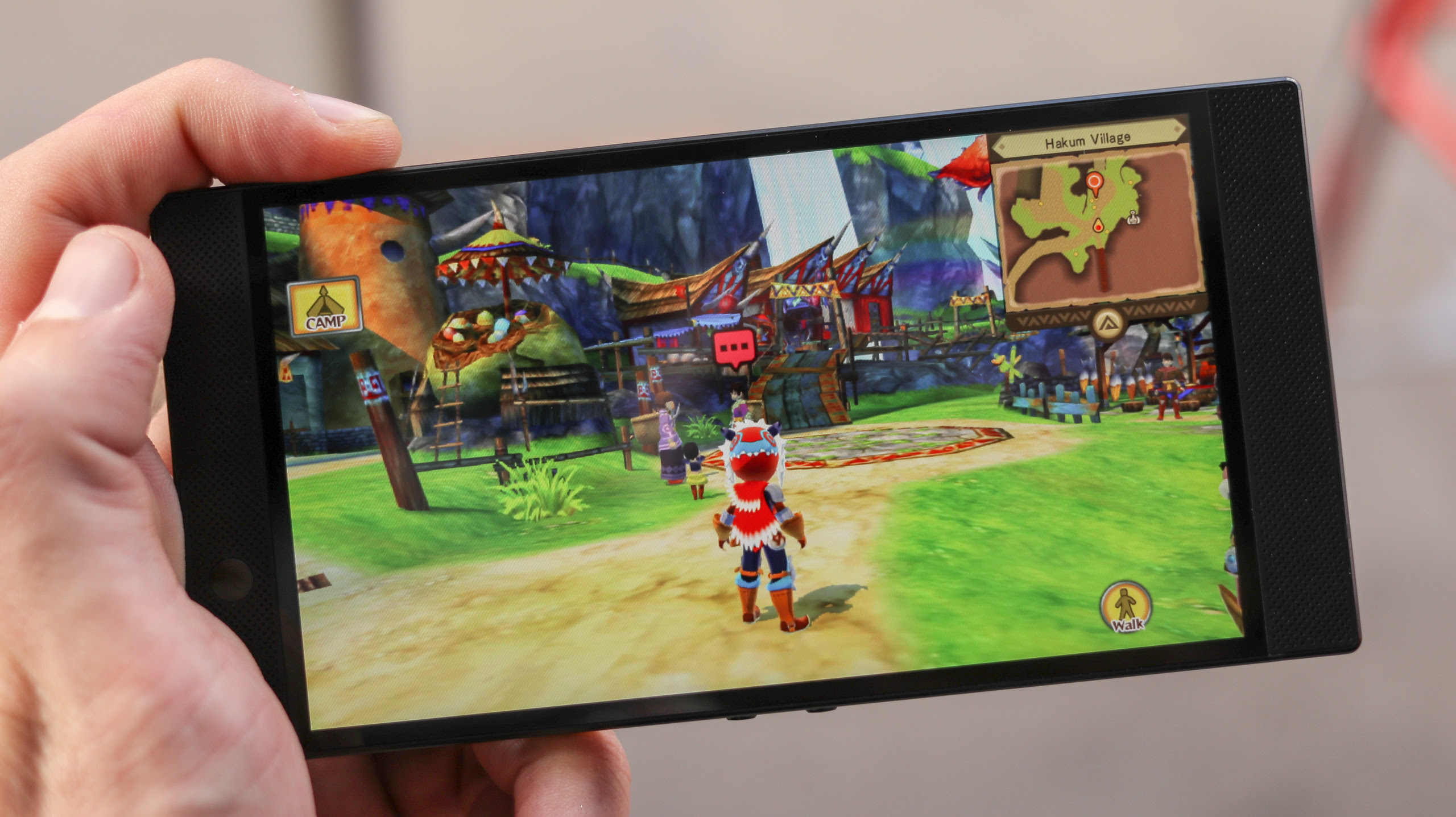 The top 10 mobile game performers