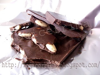 [ Chocolate Almonds ]