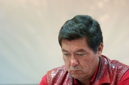 Jorge Hank Rhon, exalcalde de Tijuana. Foto: Octavio Gómez