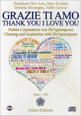 Grazie Ti Amo - Thank You I Love You - CD Audio
