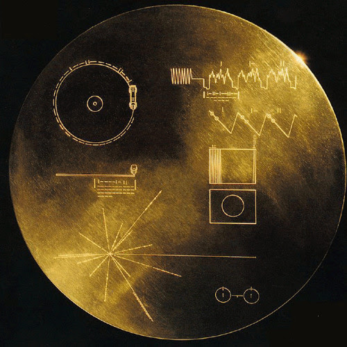 Golden Record: Greetings to the Universe by NASA