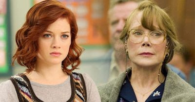 Jane Levy and Sissy Spacek