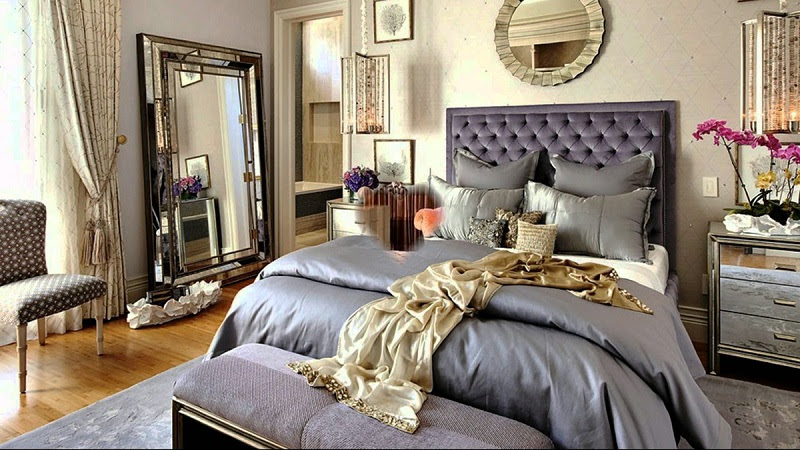 The most beautiful romantic bedroom ideas for married ...