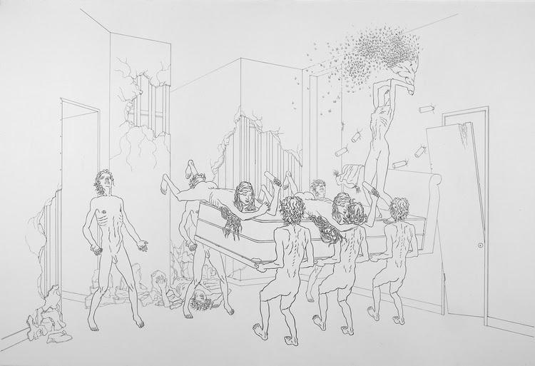 Bedroom Suite #4 (2007)
