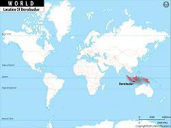 borobudor-location-map