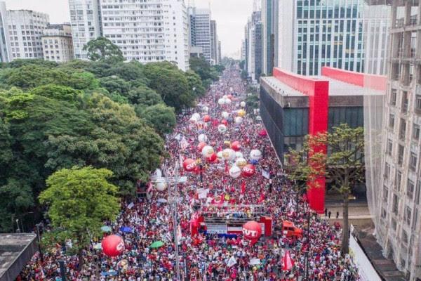 Paulista, 15 de março