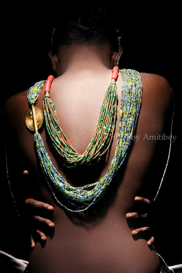 Ghana's BDI by Amitibey's unique and exquisitely handcrafted Necklaces, Waist beads and more....