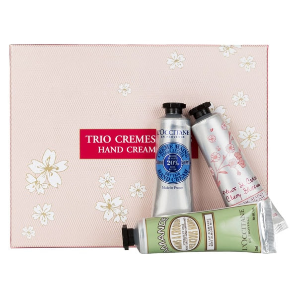 Must-Have Hand Cream Trio