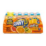 Sunny D Citrus Punch, Tangy Original - 30 pack