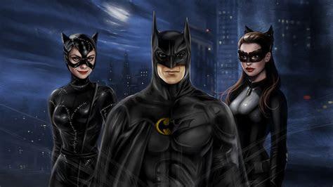 batman  catwomen wallpapers  laptop hd widescreen